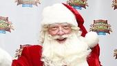 Radio City Christmas Spectacular 2013 opening - Santa