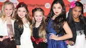 Little Miss Sunshine – Opening Night – Miranda McKeon – Alivia Clark – Hannah Nordberg – Victoria Dennis – Leonay Shepherd