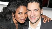 With an adorable shot like this, it's no wonder Tony winner Audra McDonald and Little Miss Sunshine star Will Swenson win our award for Broadway's cutest couple…