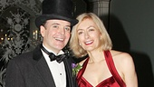 Gentleman's Guide opening night – Jefferson Mays – Susan Lyons