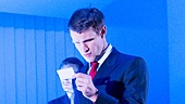 <I>American Psycho</I>: Show Photos - Charlie Anson - Ben Aldridge - Matt Smith - Jonathan Bailey
