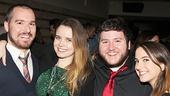 The Night Alive opening night – Ryan Jones – Phoebe Strole – Brian Charles Johnson – Remy Zaken
