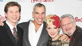 Cyndi Lauper True Colors Cabaret – Stark Sands – Jerry Mitchell – Annaleigh Ashford – Harvey Fierstein