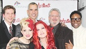 Cyndi Lauper True Colors Cabaret – Stark Sands – Annaleigh Ashford – Jerry Mitchell – Harvey Fierstein – Billy Porter