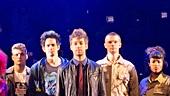 American Idiot - Show Photos - 4/14 - National Tour Cast