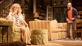 Blythe Danner as Anna Patterson & Eric Lange as Elliott Cooper inThe Country House