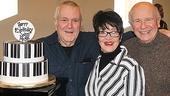The Visit – John Kander 88th birthday – OP - 3/15 – John Kander – Chita Rivera – Terrence McNally