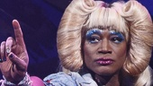 Taye Diggs as Hedwig in Hedwig and the Angry Inch