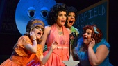 Christina Bianco, Jenna Leigh Green, Sally Schwab and Kathy Brier in The Marvelous Wonderettes.