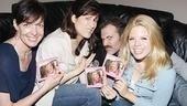 9 to 5 Original Cast Recording Session – Allison Janney – Stephanie J. Block – Marc Kudisch – Megan Hilty