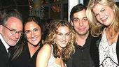 Wicked Opening - Ron Rifkin - Ricki Lake - Sarah Jessica Parker - Joe Mantello - Kristen Johnston