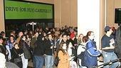 Wicked CD Signing - Crowd