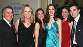 Beauty and the Beast 10th Anniversary - Christy Carlson Romano and family
