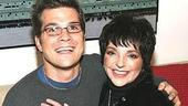 Liza Minnelli at Wicked - Stephen Oremus - Liza Minnelli