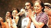 A Raisin in the Sun opening - curtain