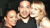 A Raisin in the Sun opening -   Lauren Velez - Frank Harts - Arija Bareikis