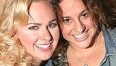 Laura Bell Fans at Wicked - Laura Bell Bundy - Marissa Jaret Winokur