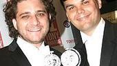 Tonys 2004 - Winners Circle - Jeff Marx - Robert Lopez
