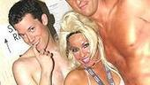 Broadway Bares 2004 - John Tartaglia - Jennifer Cody - Christopher Sieber