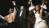 Phantom 7000th Performance - Curtain - John Cudia - Hugh Panaro - Julie Hanson