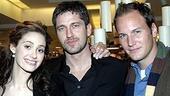 Phantom Film Stars at Bloomingdale's - Emmy Rossum - Gerard Butler - Patrick Wilson