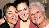 Stars Backstage at Wicked - mom - Shoshana Bean - grandma