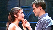 West Side Story - Show Photos - Josefina Scaglione - Matt Cavenaugh (school dance scene)