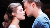 Josefina Scaglione and Matthew Hydzik in West Side Story.