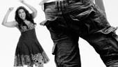 Jordin Sparks Behind the Scenes – Jordin Sparks – black and white photog