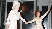 Elaine Stritch and Bernadette Peters Night Music – Elaine Stritch – Bernadette Peters arms