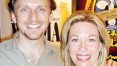 Marin Mazzie and Jason Danieley Debut in Next to Normal – Jason Danieley – Marin Mazzie (stage door)