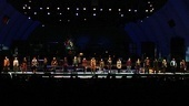 Rent at the Hollywood Bowl – cast (in line)