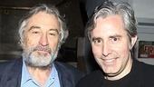 Trust opening night – Robert De Niro – Paul Weitz