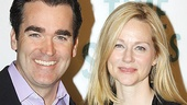 Time Stand Still Meet and Greet – Brian d'Arcy James – Laura Linney