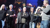 REO Speedwagon at Rock of Ages – Bruce Hall - Kevin Cronin – Bryan Hitt – Neal Doughty – Dave Amato – Carl Levin