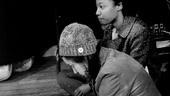 In The Wake Rehearsal – Susan Parfour - Miriam F. Glover