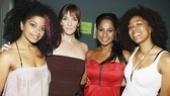 Bway South Africa - Rebecca Naomi Jones- Julia Murney – Nicole Lewis – Maya Sharpe