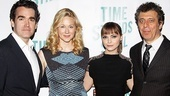 Time Stands Still Re-Opening – Brian d'Arcy James - Laura Linney –Christina Ricci – Eric Bogosian