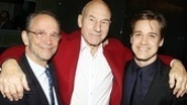 A Life in the Theatre Opening Night – Joel Grey – Patrick Stewart – T.R. Knight
