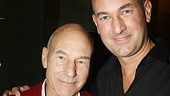 A Life in the Theatre Opening Night – Patrick Stewart – son Daniel
