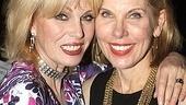 La Bete opening – Joanna Lumley – Christine Baranski