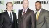 Lombardi opening – Bill Dawes – Chris Sullivan – Robert Christopher Riley