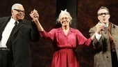 Driving Miss Daisy Opening Night – James Earl Jones – Vanessa Redgrave – Boyd Gaines (curtain call)