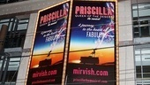 Priscilla Opening in Toronto – marquee