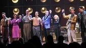 Lesley Gore at Million Dollar Quartet – Levi Kreis – Elizabeth Stanley – Corey Kaiser – Robert Britton Lyons – Lesley Gore – Eddie Clendening – Lance Guest