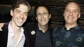 Angels in America Opening Night – Christian Borle – Tony Kushner – Frank Wood