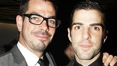 Angels in America Opening Night – Joe Quinto – Zachary Quinto