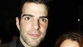 Angels in America Opening Night – Zachary Quinto – Jodie Markell