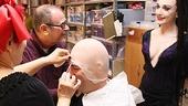 Addams Family at Halloween Parade – Roger Clark – Angelina Avallone – Barry Berger – Bebe Neuwirth