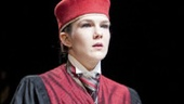 Show Photos - The Merchant of Venice - Gerry Bamman - Lily Rabe - cast